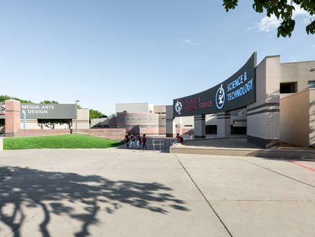 ADM Group Transforms the Academies at South Mountain: One of Phoenix' oldest high schools now models