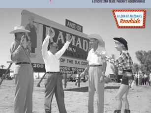 "May/June ""Roadside"" Issue of AZ Contractor & Community Released"