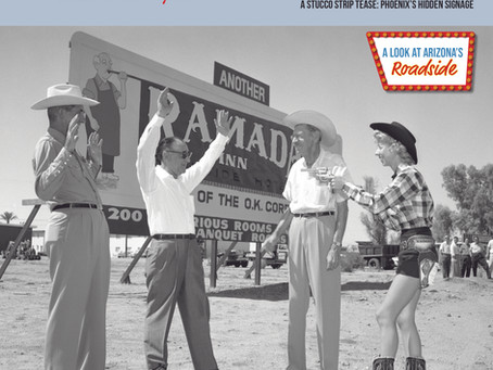"""May/June """"Roadside"""" Issue of AZ Contractor & Community Released"""