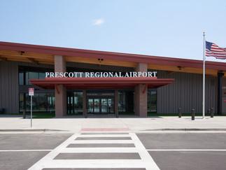 Willmeng/Fann Help Dedicate Prescott Airport's Passenger Terminal