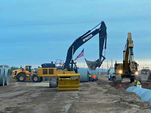 Petra Contracting Makes Water Go Underground in Avondale