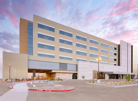 McCarthy Building Companies Completes New Emergency Department at Banner Boswell Medical Center