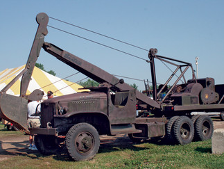 35th Annual International Convention and Old Equipment Exposition