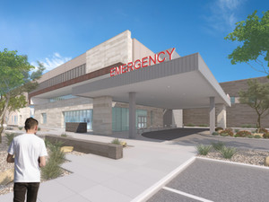 """Good"" Hospital Renovations at Banner-University Medical Center"