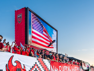 Willmeng Construction Celebrates Phoenix Rising Football Club's Season Opener in New Facility