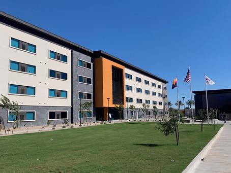 NOVO Development Completes Student Housing and Student Union for Ottawa University