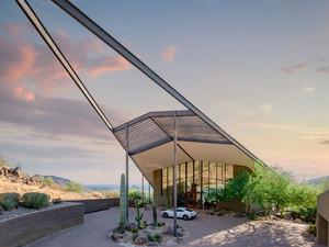 $2.5 Million Sale of 'The Diamond House' On Scottsdale Mountain