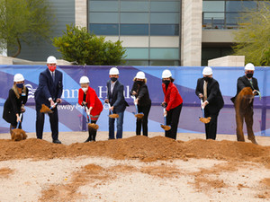 McCarthy Begins Construction on Banner Gateway Medical Center Tower and Emergency Dept Renovation