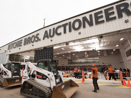 Ritchie Bros. sells US$93+ million of equipment in its largest-ever two-day auction