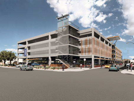 McCarthy Building to Construct Parking Garage for the City of Chandler