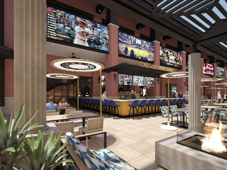 A Sure Bet: Caesars Sportsbook at Chase Field
