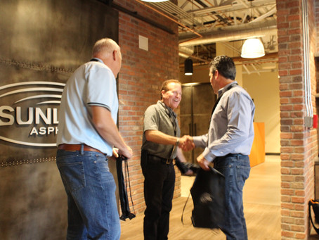 Sunland Asphalt Celebrates 40th Anniversary at New Corporate Office
