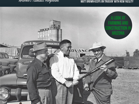 New ACC Issue Looks at Farming and Construction in Arizona