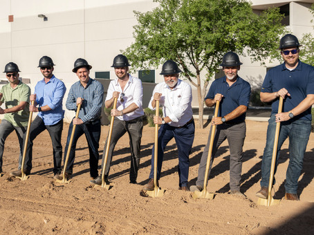 LGE Design Build Breaks Ground on Laser Components in Chandler: Laser Manufacturer Will Use New Spac