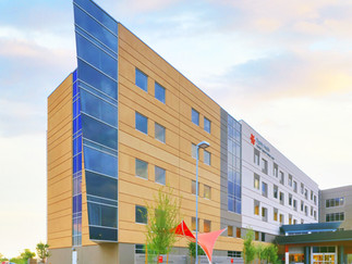 McCarthy Builds New Patient Tower at Chandler Regional Medical Center