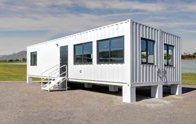 Adaptive Shelters is First to Produce State-Certified Residential Shipping Containers