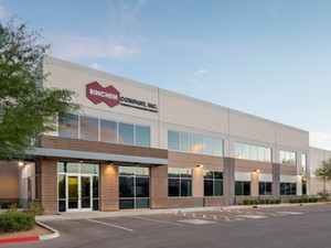 Graycor Expands Rinchem's Chandler, Arizona Campus