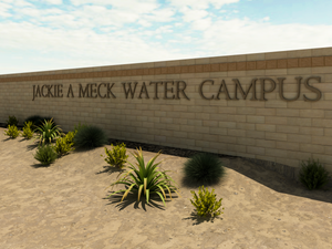 City of Buckeye announces the naming of new Stantec-designed facility water treatment campus