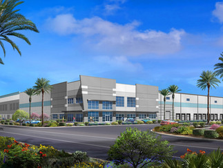 US Capital Development and Willmeng Construction Break Ground in Glendale on Industrial Park