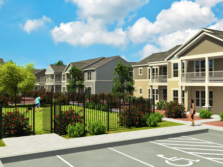 McShane Begins Construction on Springs at Deer Valley, Their 19th Multi-Family Project for Continent