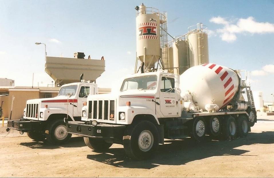 United Metro Materials Mixer Trucks