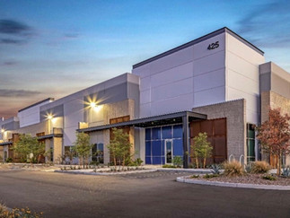 Colliers Fully Pre-Leases Gilbert Crossroads Business Park