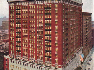 History of the Fireproof Hotel