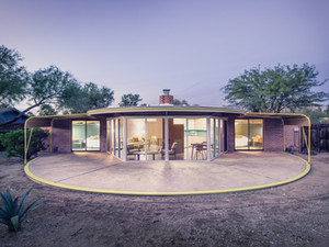 Sustainable and Modern: Tucson's Historic Ball-Paylore House
