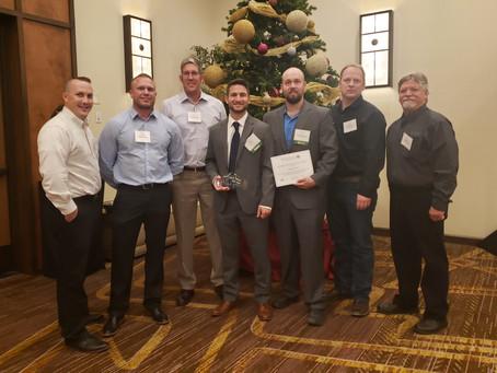 Rosendin's Ben Mlinar Graduates from Leadership Program