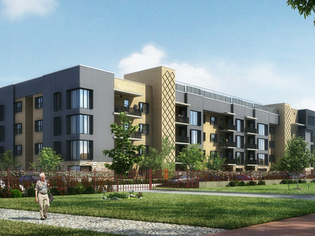CONSTRUCTION KICKS OFF ON FULLY RESERVED BUILDING AT FRIENDSHIP VILLAGE TEMPE: Phase One Constructio