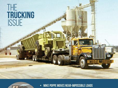 Arizona Contractor & Community Magazine Keep's On Truckin'