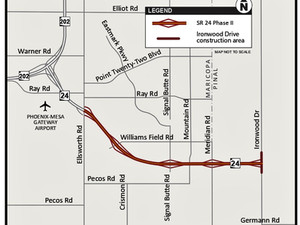 """Next Stage of """"Gateway Freeway"""" Starts in the Southeast Valley"""