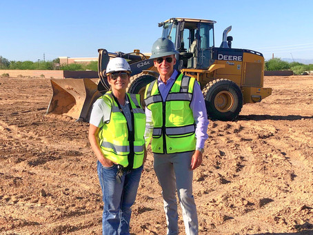 McShane Construction Company Announces 18th Multi-Family Project with Continental Properties in Mesa