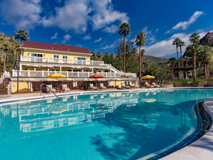 """CASTLE HOT SPRINGS––ARIZONA'S FIRST LUXURY RESORT––WINS 2020 EMMY FOR """"BEST HISTORICAL DOCUMENTARY"""""""