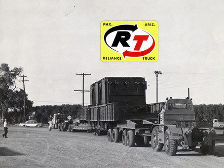 "Reliance Trucking: Phoenix's ""Atomic"" Mega-Mover"