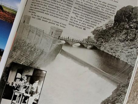 Back When: Bully for Roosevelt Dam!