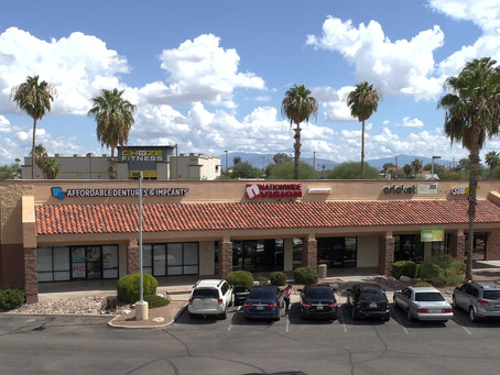 Cushman & Wakefield Brokers Sale of Santa Cruz Plaza Property in Tucson, AZ