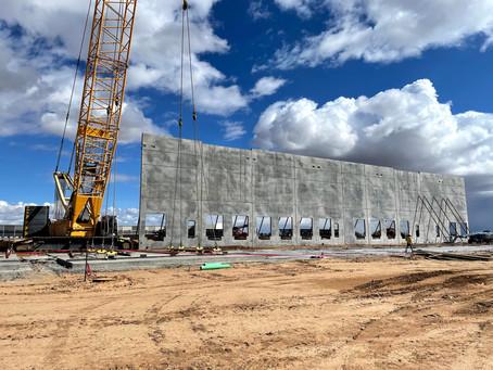 VanTrust Real Estate brings two Amazon Sortation Center to Arizona