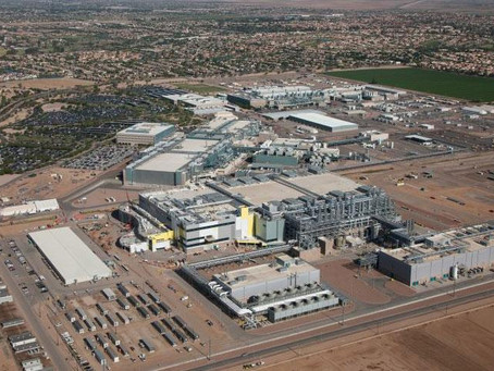 SRP to Unveil 100-Megawatt Solar Project at Intel Chandler facility