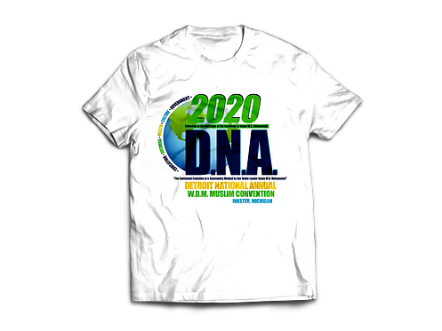 3 DNA Convention Shirts