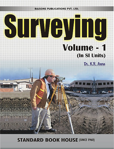Surveying Volume - 1