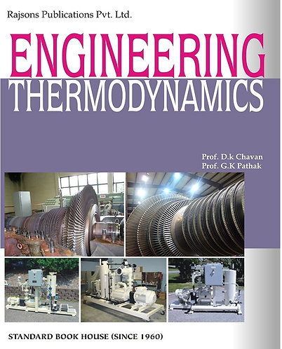 Thermodynamics Engineering (A-4-Size)