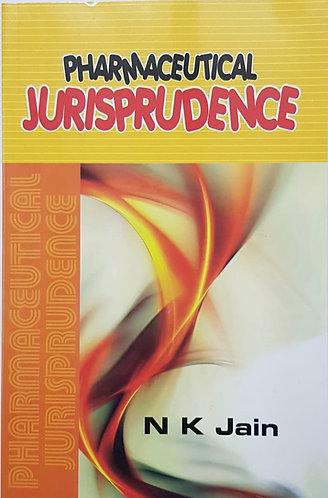 Pharmaceutical Jurisprudence by N.K Jain