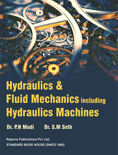 Hydraulics Fluid Mechanics HardCover