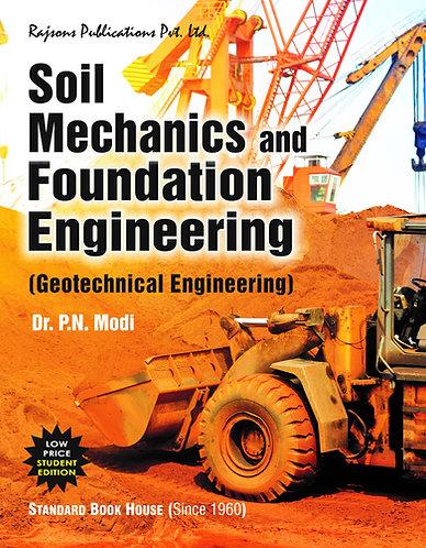 Soil Mechanics and Foundation (SI Units) (A-4 Size)