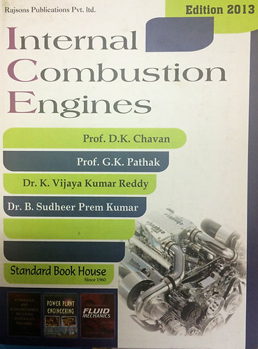 Interal Combustion Engines (A-4-Size)
