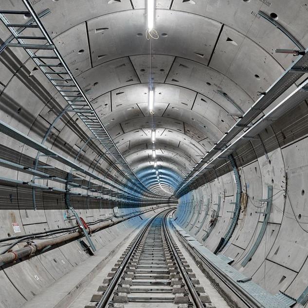 RAILWAYS & TUNNELS