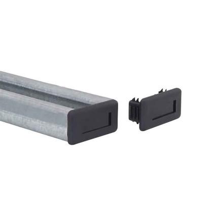 PVC END CAPS FOR STRUT CHANNELS