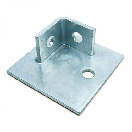 SINGLE CHANNEL BASE PLATE