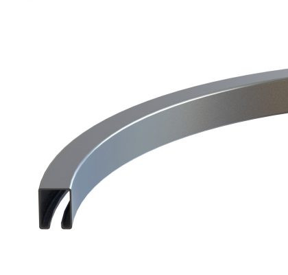 CURVED STRUT CHANNEL